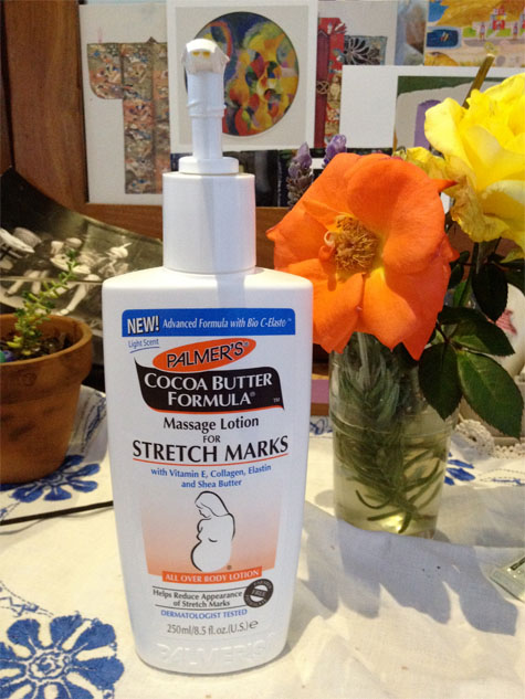 Beauty Product Review Palmer S Cocoa Butter Massage Lotion For